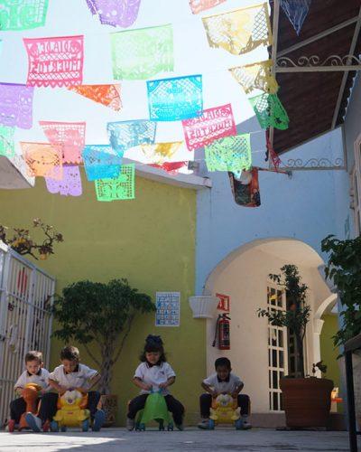 Preescolar Monet Querétaro